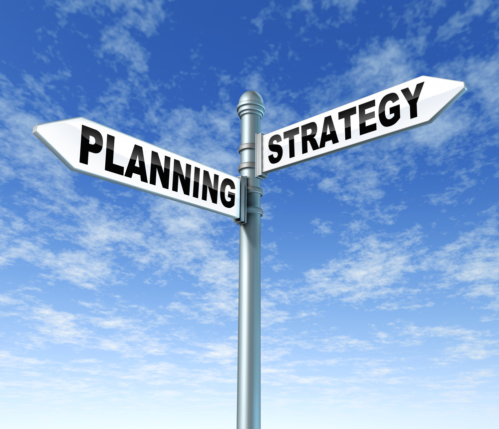 Strategy and planning