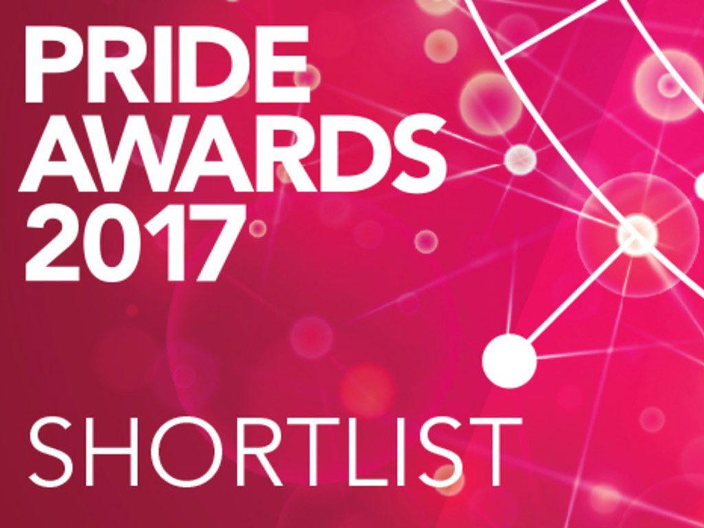 Pride Awards Shortlist 2017